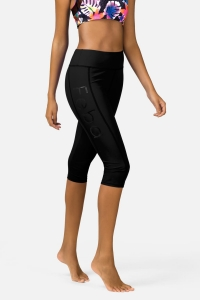 Leggings sport leginsy 3/4 getry F132/509